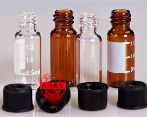 2ml 8-425 Clear Glass Sample Vials, HPLC Vials ND8