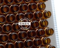 2ml Amber HPLC Vials, Screw Thread Vials, Soft pp Packing ND9