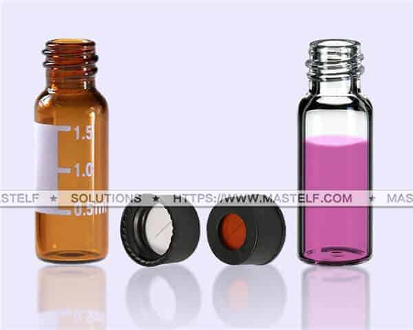 2ml Screw HPLC Vials, AmbeGlass Vial Manufacturer, ND8