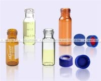 1.5ml 9mm Screw Thread Autosampler Vials for reverse phase chromatography
