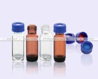 1.5ml Glass Wide Openning High Recovery Vials