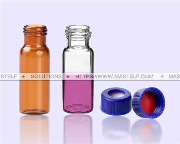 2ml Screw Thread 9mm Neck Chromatography Vial