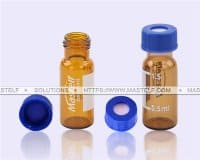 Mastelf 2ml Screw Thread Vial 9mm Neck